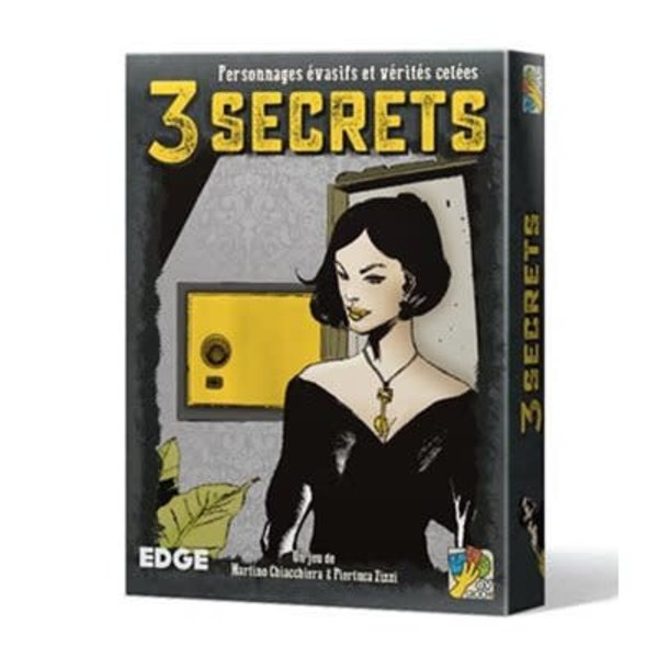 EDGE 3 SECRETS (FR)