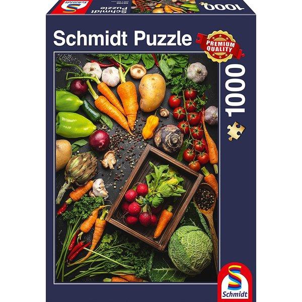 Schmidt Puzzle: 1000 Superfood