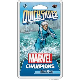 FANTASY FLIGHT Marvel Champions: LCG: Quicksilver Hero Pack
