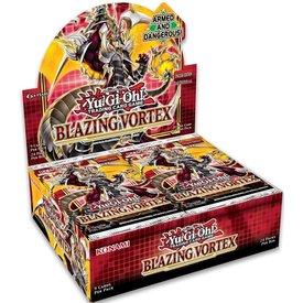 Konami YGO BLAZING VORTEX BOOSTER BOX