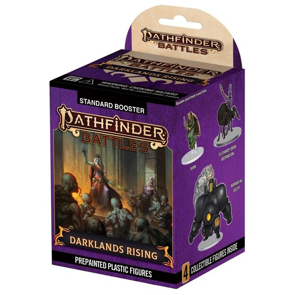 WIZKIDS PF BATTLES: DARKLANDS RISING BOOSTER BRICK (8 Boosters)