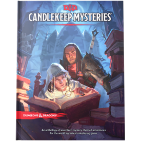 Wizards of the Coast DND RPG CANDLEKEEP MYSTERIES