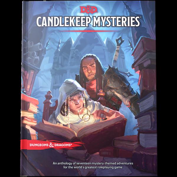 Wizards of the Coast DND RPG CANDLEKEEP MYSTERIES *DATE DE SORTIE 16 MARS*