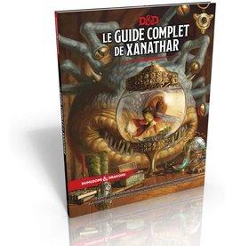Wizards of the Coast FR - DND Le Guide Complet de Xanathar