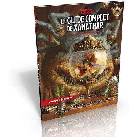 FR - DND Le Guide Complet de Xanathar