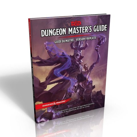 FR - DND Guide du Maitre