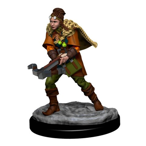 DND ICONS OF THE REALMS HUMAN RANGER FEMALE PREM FIG