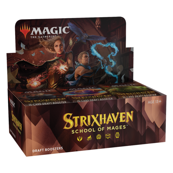 Wizards of the Coast MTG STRIXHAVEN DRAFT BOOSTER BOX