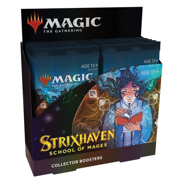 Wizards of the Coast MTG STRIXHAVEN COLLECTOR BOOSTER BOX