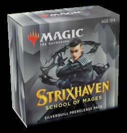Wizards of the Coast MTG STRIXHAVEN PRERELEASE PACK - Silverquill *DATE DE SORTIE 16 AVRIL*