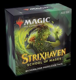 Wizards of the Coast MTG STRIXHAVEN PRERELEASE PACK - Witherbloom *DATE DE SORTIE 16 AVRIL*