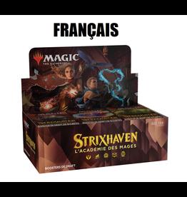 Wizards of the Coast FRANÇAIS - MTG STRIXHAVEN - Boite de Booster Draft *DATE DE SORTIE 23 AVRIL*