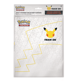 Ultra Pro POKEMON FIRST PARTNER COLLECTOR'S BINDER - Pour Cartes Oversized