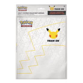 Ultra Pro POKEMON FIRST PARTNER COLLECTOR'S BINDER