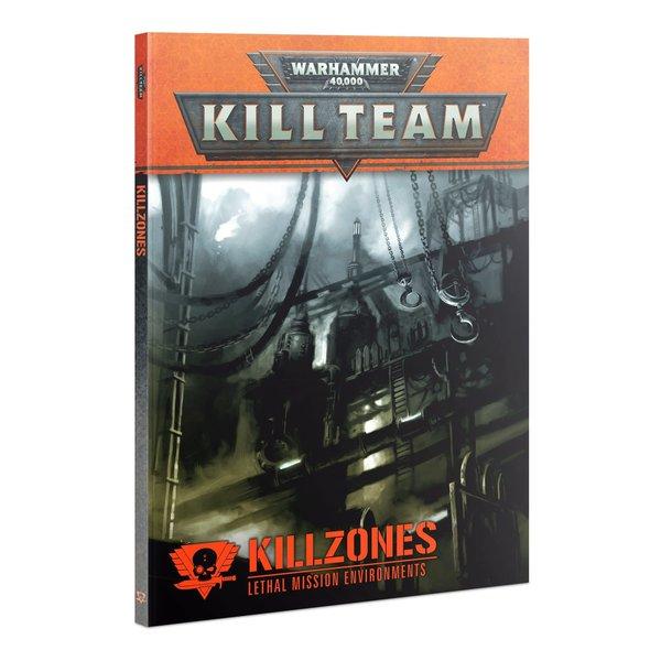 Warhammer 40k KILL TEAM: KILLZONES (ENGLISH)