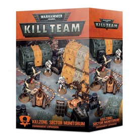 Warhammer 40k KILLZONE: MUNITORUM HUB
