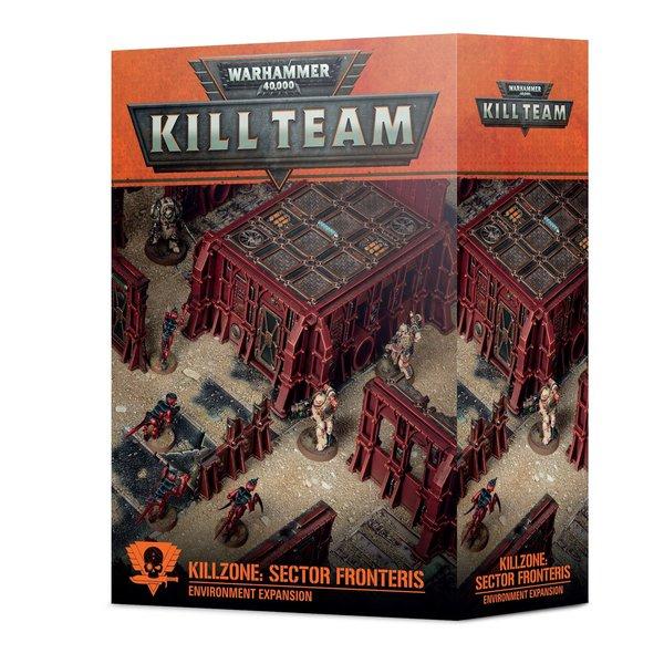 Warhammer 40k KILLZONE: SECTOR FRONTERIS