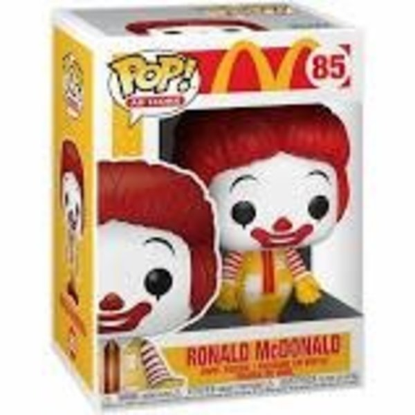 Funko POP! ADS ICON RONALD MCDONALD