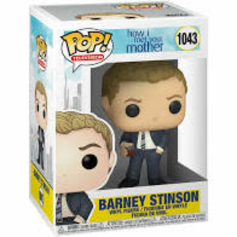 POP! TV HIMYM BARNEY IN SUIT