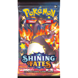 POKEMON Shining Fates Booster (Single)