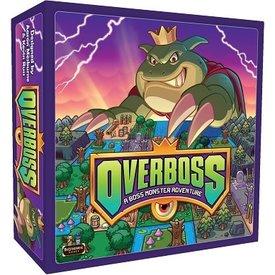 Brotherwise Games OVERBOSS: A BOSS MONSTER ADVENTURE (EN)