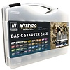 VALLEJO: WIZKIDS BASIC PAINT STARTER SET - 40 pots