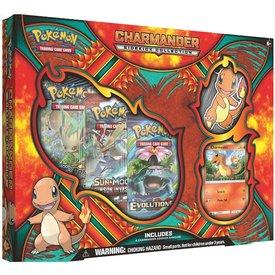 POKEMON POKEMON CHARMANDER SIDEKICK COLLECTION