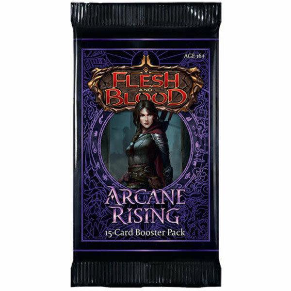 Legend Story Studios Arcane Rising Unlimited Booster Pack - Flesh & Blood