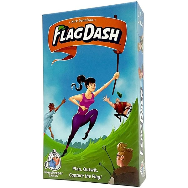 Ultra Pro Flag Dash (EN)