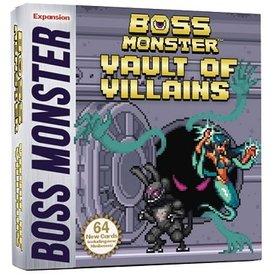 Brotherwise Games BOSS MONSTER: VAULT OF VILLAINS (EN)