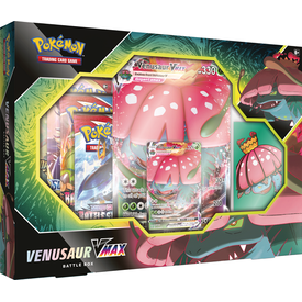 POKEMON POKEMON VENUSAUR VMAX BATTLE BOX