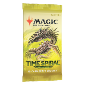 Wizards of the Coast MTG TIME SPIRAL REMASTERED BOOSTER PACK