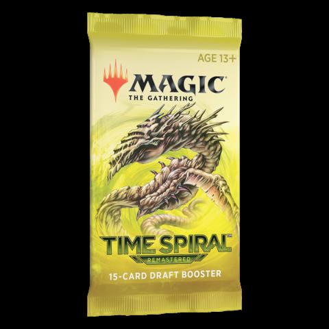 MTG TIME SPIRAL REMASTERED BOOSTER PACK