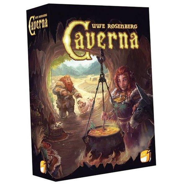 Lookout Games Caverna (Fr)
