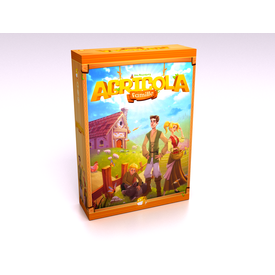 Lookout Games Agricola : Famille