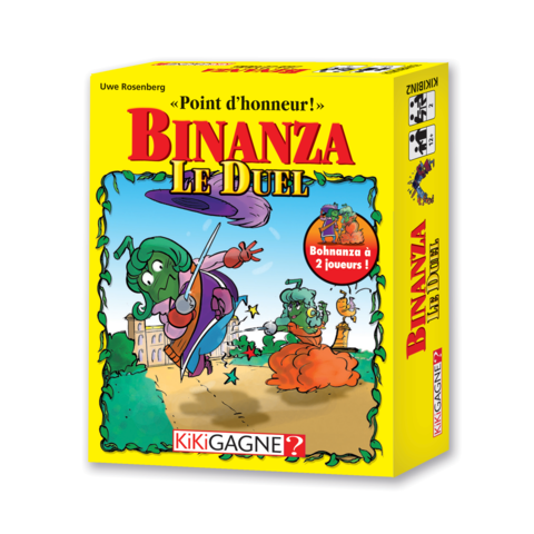 Binanza - Le duel