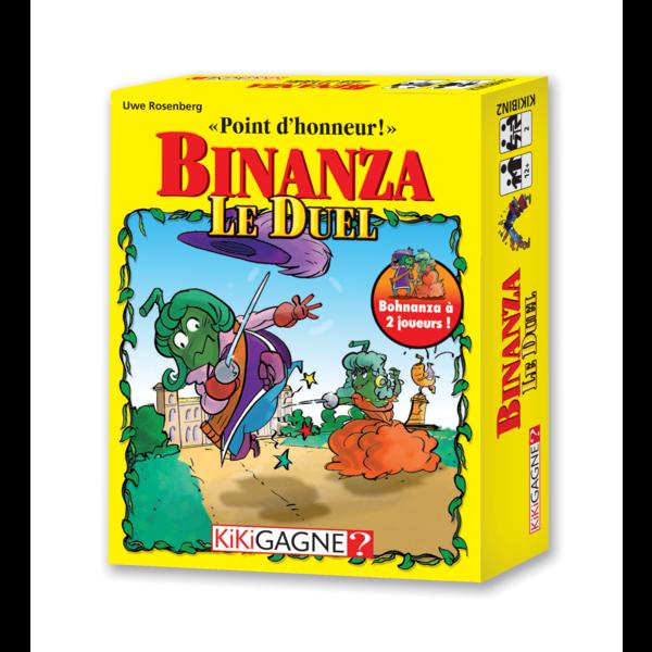 Kikigagne Binanza - Le duel