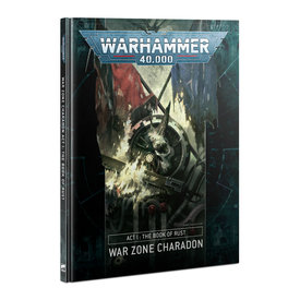 Warhammer 40k CHARADON - ACT 1: BOOK OF RUST (EN)