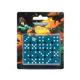 Warhammer 40k WARHAMMER 40000: DRUKHARI DICE SET