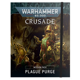 Warhammer 40k PLAGUE PURGE CRUSADE MISSION PACK (EN)