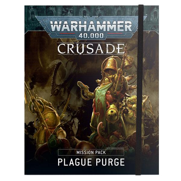 Warhammer 40k PLAGUE PURGE CRUSADE MISSION PACK (EN)