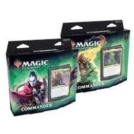Wizards of the Coast MTG ZENDIKAR RISING Combo - Commander Land's Wrath &  Sneak Attack