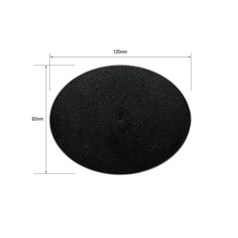 Citadel 120x92mm Oval Base