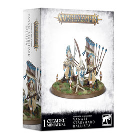 Age of Sigmar LUMINETH REALM-LORDS: VANARI STARSHARD BALLISTA