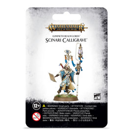 Age of Sigmar LUMINETH REALM-LORDS SCINARI CALLIGRAVE