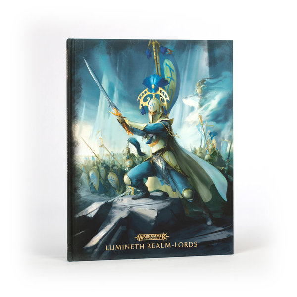 Age of Sigmar BATTLETOME: LUMINETH REALM-LORDS (EN)