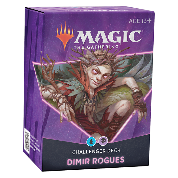 Wizards of the Coast MTG CHALLENGER DECK 2021 - DIMIR ROGUES