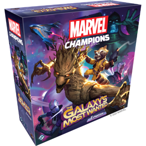 Marvel Champions LCG: The Galaxy's Most Wanted Hero Pack