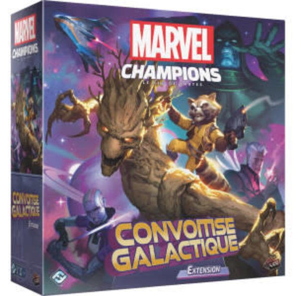 FANTASY FLIGHT Marvel Champions: Le Jeu De Cartes: The Galaxy's Most Wanted (Convoitise Galactique) (FR)