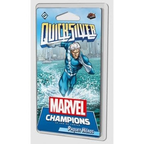 Marvel Champions: Le Jeu De Cartes: Quicksilver (FR)